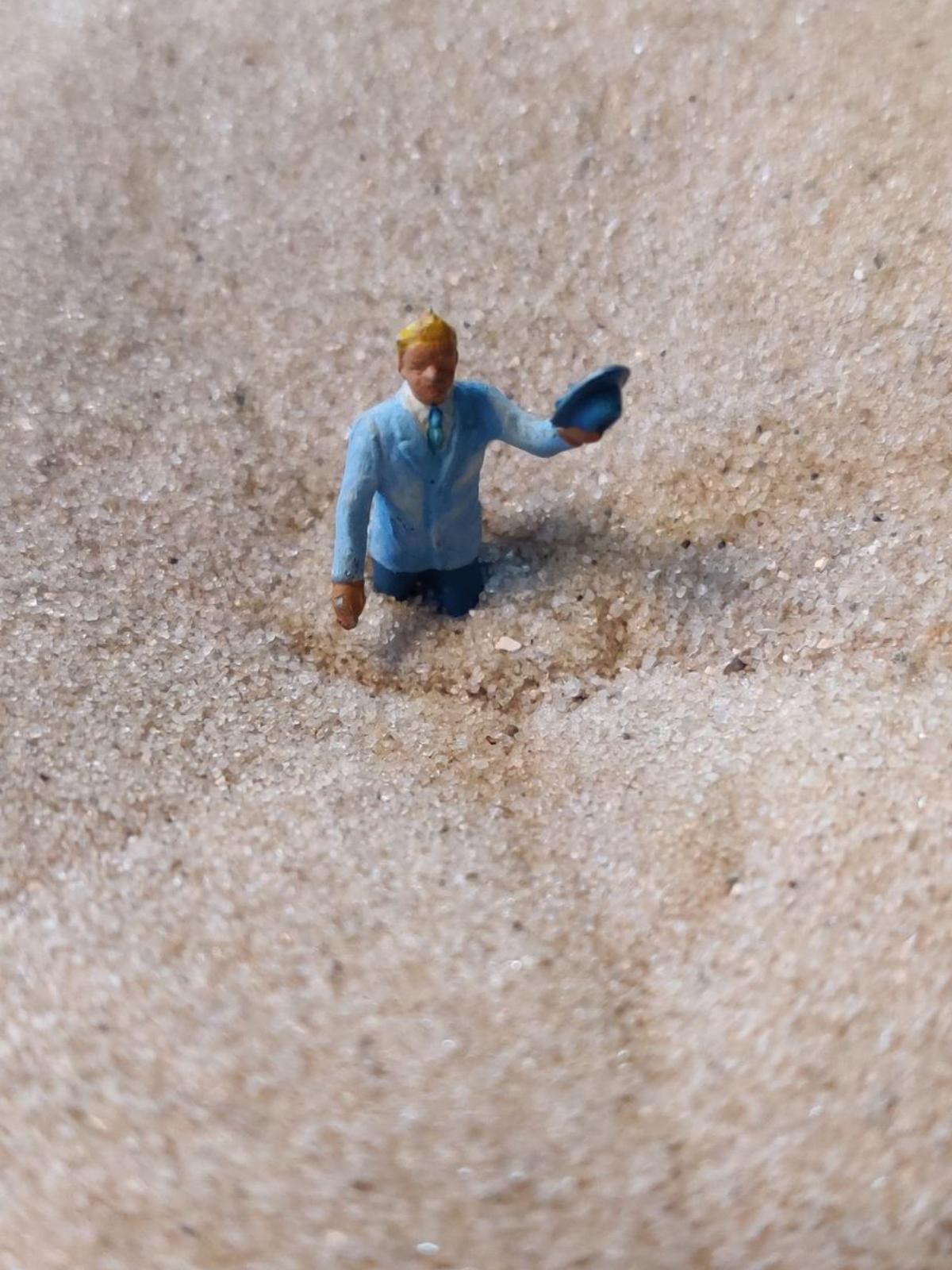 Lähmende Entscheidungen: der Weg aus dem Treibsand